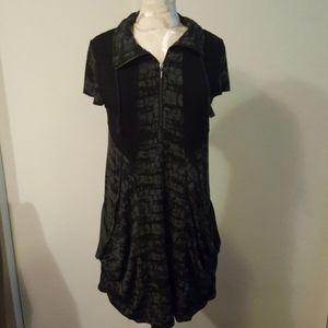 Kensie patterned dress